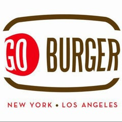 Photo taken at Go Burger by Corinne P. on 12/24/2012