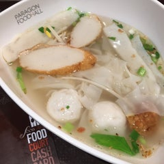 Photo taken at Food Hall (ฟู้ดฮอลล์) by Ming C. on 2/10/2016