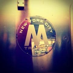 Photo taken at MTA Subway - 47th-50th St/Rockefeller Center (B/D/F/M) by Chris B. on 3/25/2013