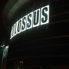 Photo taken at Cinéma Colossus Laval by Tosin S. on 10/28/2012