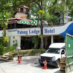 Photo taken at Patong Lodge Hotel by Māris T. on 11/17/2014
