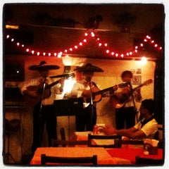 Photo taken at El Mariachi by Bruno A. on 3/10/2013