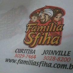 Photo taken at Família Sfiha by Lewydesigner on 4/23/2012