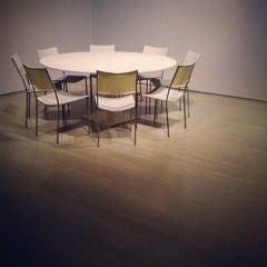 Photo taken at Musée d'art contemporain de Montréal (MACM) by Eric G G. on 3/3/2013