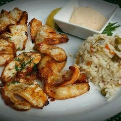 Photo taken at Restaurant Poseidon by Sabrina B. on 6/19/2015