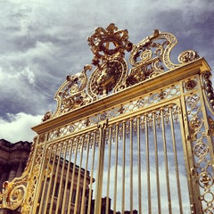 Photo taken at Palace of Versailles by Oleg on 5/4/2013