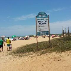 Photo taken at Mar do Norte by Vinicius M. on 11/8/2014