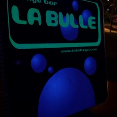 Photo taken at La Bulle by Alessandro S. on 8/17/2013