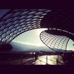 Photo taken at Morongo Casino Resort & Spa by Jambert D. on 10/21/2012