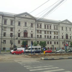 Photo taken at Universitatea din Craiova by Tudor I. on 5/23/2013