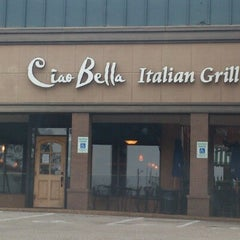 Photo taken at Ciao Bella Italian Grill by Shannon L. on 1/24/2013