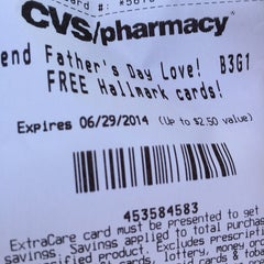 Photo taken at CVS/pharmacy by Joe G. on 6/15/2014