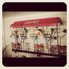 Photo taken at Fabiane's by Fabiane's on 1/23/2014