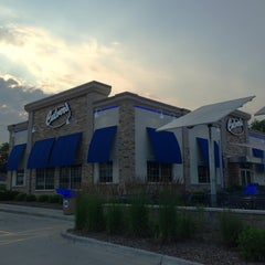 Photo taken at Culver's by Bobby S. on 7/8/2013