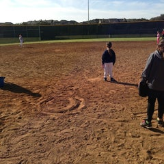Photo taken at Cedar Park Youth League by Bobby S. on 2/23/2013