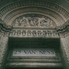 Photo taken at 25 Van Ness by Matt H. on 3/4/2014