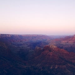 Photo taken at Desert View Watchtower by Josh N. on 3/9/2013