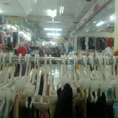 Photo taken at Pasar Beringharjo by Amel M. on 9/25/2012