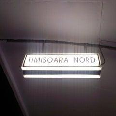 Photo taken at Gara Timișoara Nord by Daniel B. on 12/1/2012