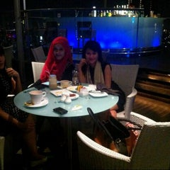 Photo taken at Citilites Sky Club & Bistro by Astrid S. on 5/31/2014