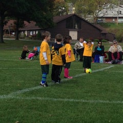Photo taken at Lynch Field by Hollie R. on 10/11/2014