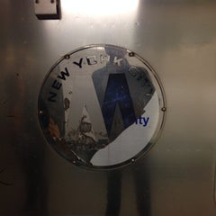 Photo taken at MTA Subway - Bergen St (F/G) by Dave M. on 10/26/2013