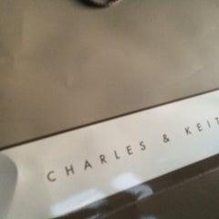 Photo taken at Charles & Keith by Kive on 7/30/2014