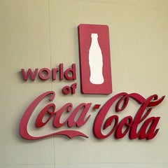 Photo taken at World of Coca-Cola by Jennifer D. on 6/20/2013