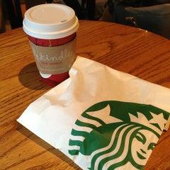 Photo taken at Starbucks by Rachel on 12/23/2012