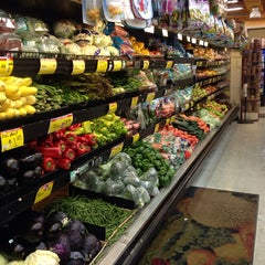 Photo taken at C-Town Supermarkets by William D. on 3/15/2014