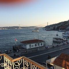 Photo taken at Villa Denise Istanbul by Erdem on 8/16/2014