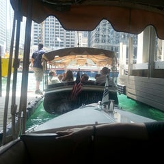 Photo taken at Chicago Electric Boat Company by Yeuseung K. on 7/19/2014