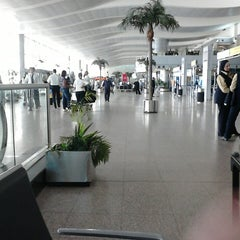 Photo taken at Cairo International Airport (CAI) by Karim M. on 6/2/2013