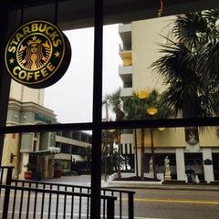 Photo taken at Starbucks by Esin S. on 3/14/2015