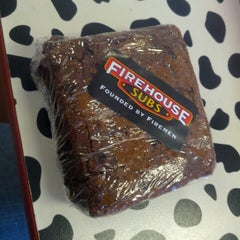 Photo taken at Firehouse Subs by Kat M. on 9/15/2013