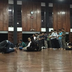 Photo taken at Masjid Salman ITB by Ferry S. on 6/22/2015