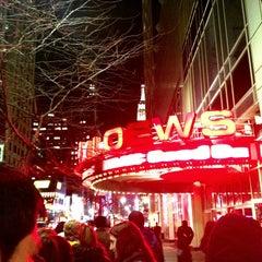 Photo taken at AMC Loews 34th Street 14 by Kelly G. on 2/28/2013