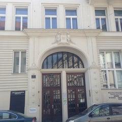 Photo taken at Deutsch Institut by Jānis P. on 5/7/2014
