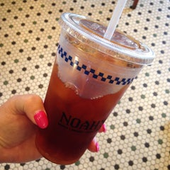 Photo taken at Noah's New York Bagels by Corey N. on 5/23/2015