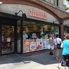 Photo taken at Zabar's by koichi s. on 6/28/2013