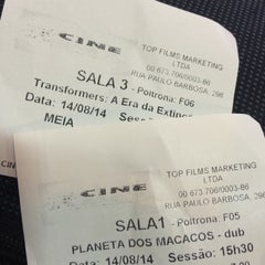 Photo taken at Cinemaxx by Willian P. on 8/14/2014