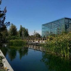 Photo taken at Parque Bicentenario by Trinsky H. on 12/30/2012