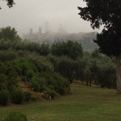 Photo taken at Agriturismo Guardastelle - Sovestro in Poggio Winery by Fausto M. on 7/23/2014