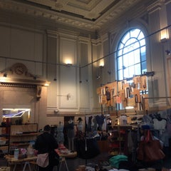 Photo taken at Urban Outfitters by Katie M. on 4/23/2014