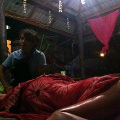 Photo taken at Amantra Resort & Spa Koh Lanta by Yana N. on 2/14/2013