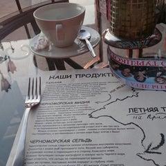 Photo taken at Винный Бар на Приморском by Vladimir G. on 8/16/2015