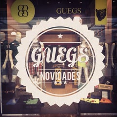 Photo taken at Guegs Store by Lucas G. on 9/23/2013