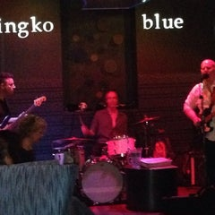 Photo taken at Gingko Blue by Dawn T. on 12/21/2013