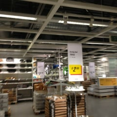 Photo taken at IKEA by Aldo C. on 1/23/2013