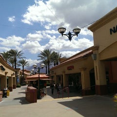 Photo taken at Desert Hills Premium Outlets by Paul B. on 9/26/2013